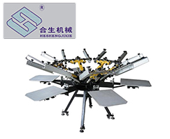 临清市合生丝网印刷机械厂